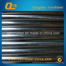 Tubo de acero inoxidable recocido (tubo) de ASTM A312 para la decoración