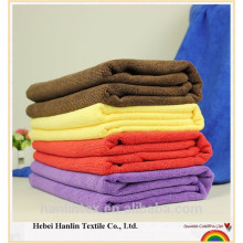 2015 hot sale microfiber towel with better quality and cheap price