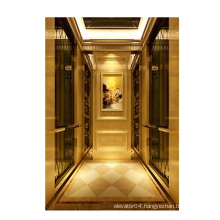 Luxury decoration 2 person small residential elevator lifts for sale