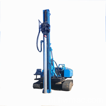 Engineering constructie Crawler Rotary Screw pile driver
