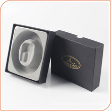 Top Sale Fashion Man's Leather Belt Box,Gift Box for Belt with Removable Lid
