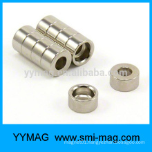 ring neodymium permanent magnet for generators