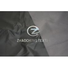 Tejido de revestimiento de película de transferencia de color negro con rendimiento impermeable y transpirable