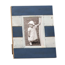 Wooden Mediterranean Finish Picture Frame for Home Deco