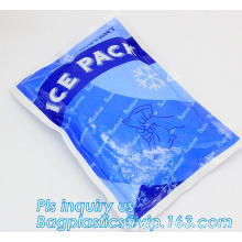cool pack for all types of lunch bags and boxes soft gel ice pack, gel instant ice pack breast milk cooler bag, Freezer Ice Pack