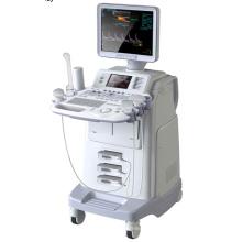 Système de diagnostic d'échographie de haute qualité couleur Doppler