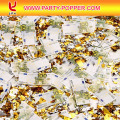 Confetti Cannon Shooting out euro banknotes