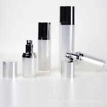 15ml-130ml Cylinder Plastic Acrylic Lotion Bottle (EF-01)