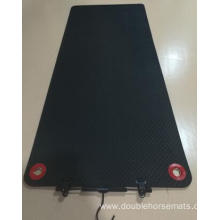 TPE material single color exercise mat