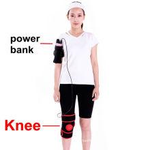 3 niveles thermolator lecho de la rodilla de infrarrojo lejano cojín / paréntesis
