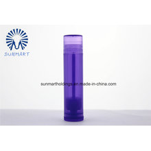 Cute Lip Plastic Balm Container