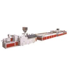 Machine en plastique en bois de panneau de porte de Hollownes de PVC