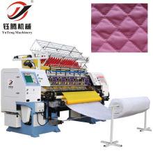 Máquina de acolchado de alta velocidad computarizada de la puntada de la Multi-Aguja de la puntada YGB64-2-3