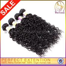Черный Русский сыпучих продуктов сырых необработанных девственной волосы