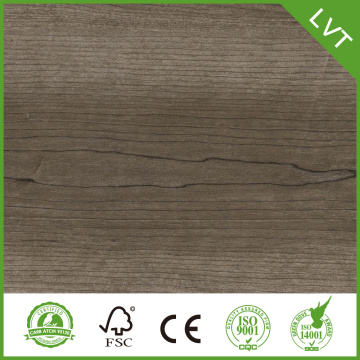 Deep Embossed Waterproof Vinyl Flooring with Click