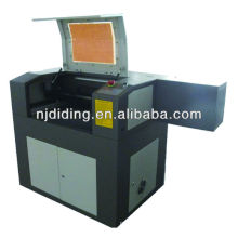 Laser stamp engraver machine