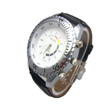 Fashion Luxury Men Leather Quartz Watches