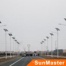 Алюминиевый сплав 100W Сид высокой эффективности солнечной энергии светодиодный уличный свет,
