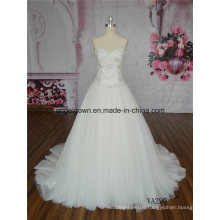 Plus Size Wedding Dress Ball Gown Sweetheart Bridal Dress