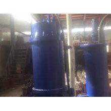 2018 vente chaude! Pompe à sable d'aspiration verticale Pompe à eau centrifuge Pompe à eaux usées submersible