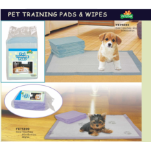 Waterproof PE Backing Training Pet Puppy Pad