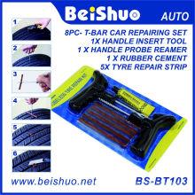 8PCS Tire Repair Kit for Truck Car Motorcycle Tool