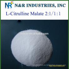 Confiable proveedor L-Citrulline Malate 2: 1