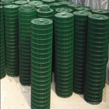 PVC Welded Wire Mesh in Rolls / Wire Mesh