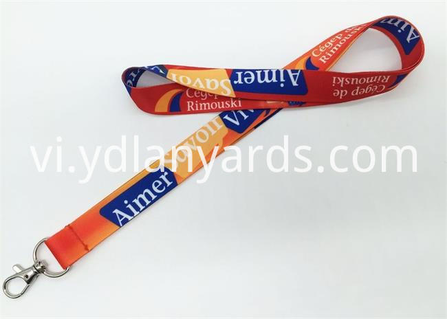 Lanyards for Exhibition