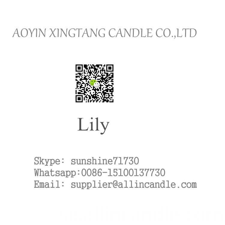 candle lily