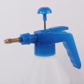 1L blue pressure sprayer for garden