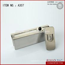 Петля для пола A307 для стеклянной двери / напольной пружины