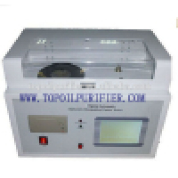 Model Automative Oil Resistivity and Dielectric Loss Insulating Oil Tester