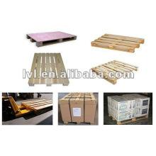 Verpackung verwendet Pappel Sperrholz in niedrigen Preis