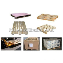 packaging used poplar plywood in low price