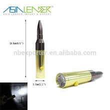 9LED Aluminium Alloy Flashlight with Emergency Hammer