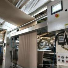 Máquina umidificadora de spray de stenter para processo de tingimento têxtil