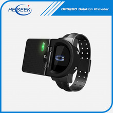Heart Rate Monitor GPS Watch Tracking For Kids