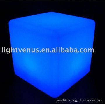 Créez votre émotion de nuit avec LED Cube