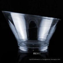 Пластиковая чаша с одноразовым шарниром