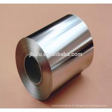 Chine 1100/8011/3105 emballage feuille d'aluminium pour la nourriture et les boissons