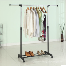 Cheap Extendable DIY Metal Clothes Display Rack for Kids