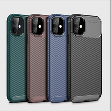 TPU Silicone Phone Case Capa para iPhone 11