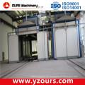 Heißer Verkauf elektrostatische Pulverbeschichtungsanlage