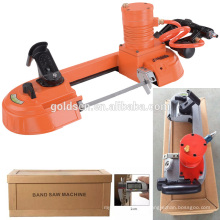 Neue tragbare Mini Power Speed ​​Variable Holz / Stahl / Metall Schneidband Sägemaschine