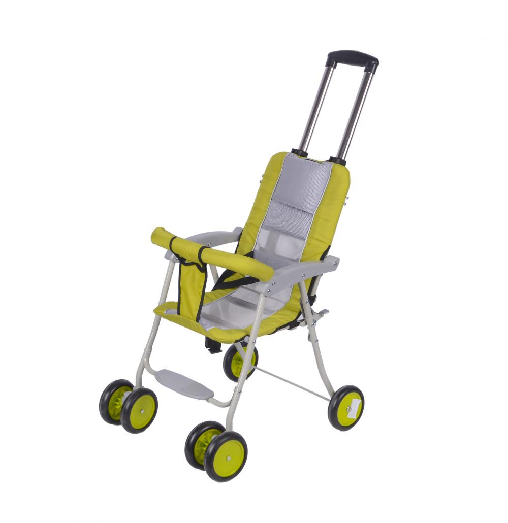 Simple Draw Bar Baby Stroller