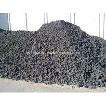 Carvão antracito calcinado usado para materiais de fundição