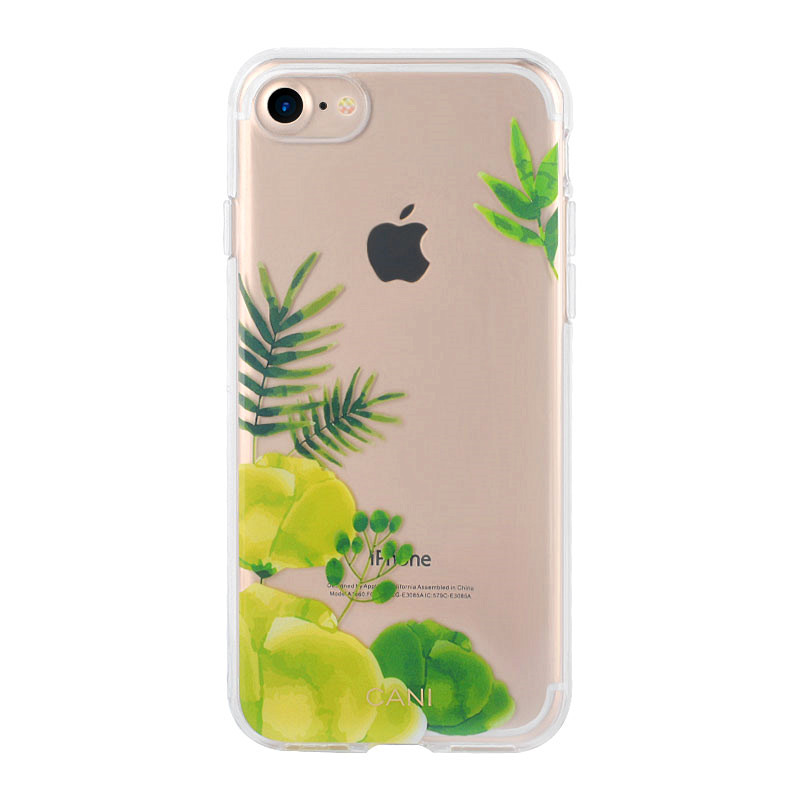 IMD iPhone 7 Case with Flower