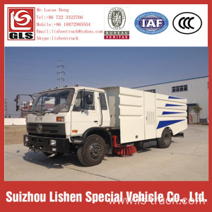 DONGFENG 4x2 Sweeper Truck Cheap Price