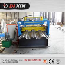 Hebei Lieferanten 980 geformte Boden Deck Panel Making Machine